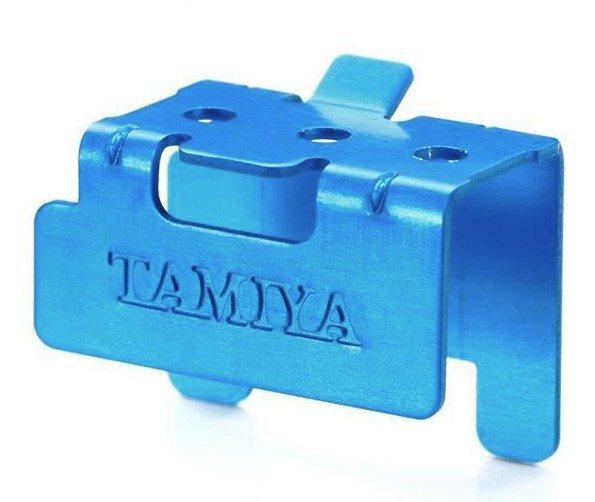 Tamiya 95428 1//32 Mini 4WD JR ALUMINUM MOTOR SUPPORT BLUE