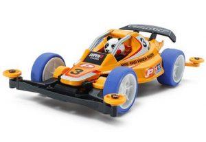 Tamiya 95228 1/32 Mini 4WD Panda Racer Fin. $120.00